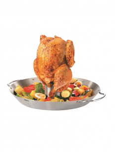 Graella per a pollastre i verdures | Gefu