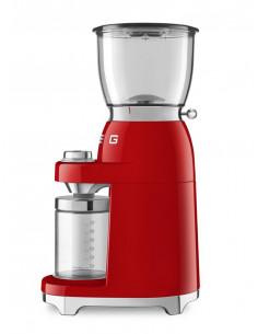 Molinet de café 50 'style vermell