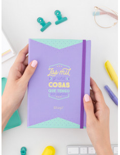 Llibreta amb notes adhesives   Mr. Wonderful