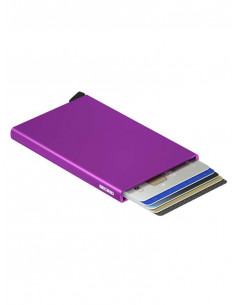 Cardprotector Violet   Secrid
