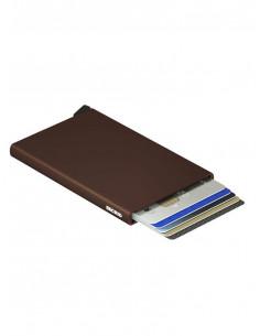 Cardprotector Brown | Secrid