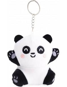 Llavero peluche squishy PANDA
