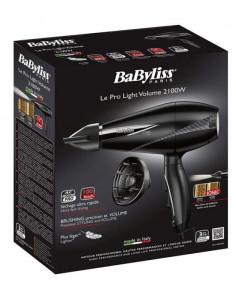 Assecador Cabell 2100W AC, Pro Light Volume Babyliss 6610DE