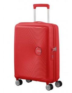 SOUNDBOX-SPINNER 55/20 TSA EXP CORAL RED