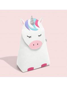 Lola The Unicorn Laundry Basket