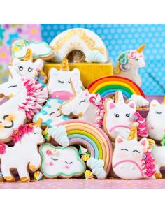 Pack talladors de galetes Unicorn | Decora