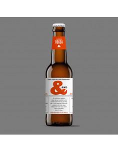 Cervesa rossa 33 cl | &AND