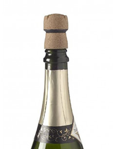 Tap de goma Bubble Cork | L'Atelier du Vin